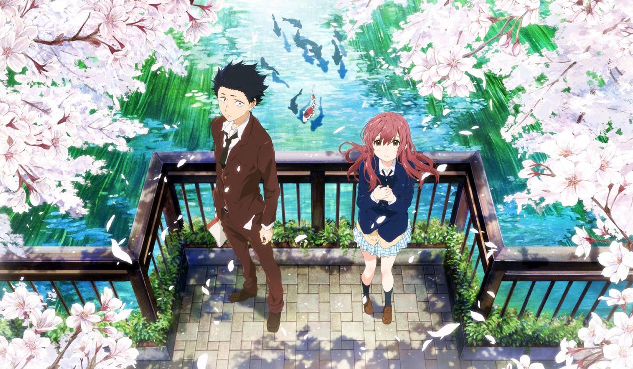 A Silent Voice Ein Anime Film Mit Einer Tauben Frau