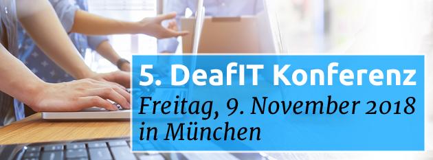 DeafIT18