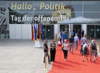 Tag der offenen Tür im Bundespresseamt 2018 © Bundesregierung, Gero Breloer