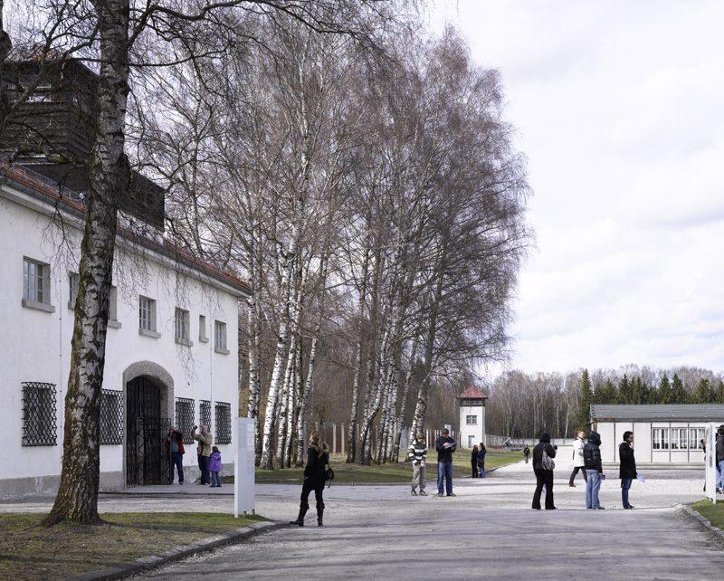 KZ-Gedenkstätte, Dachau