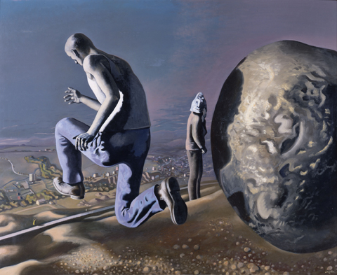 Die Flucht des Sisyphos