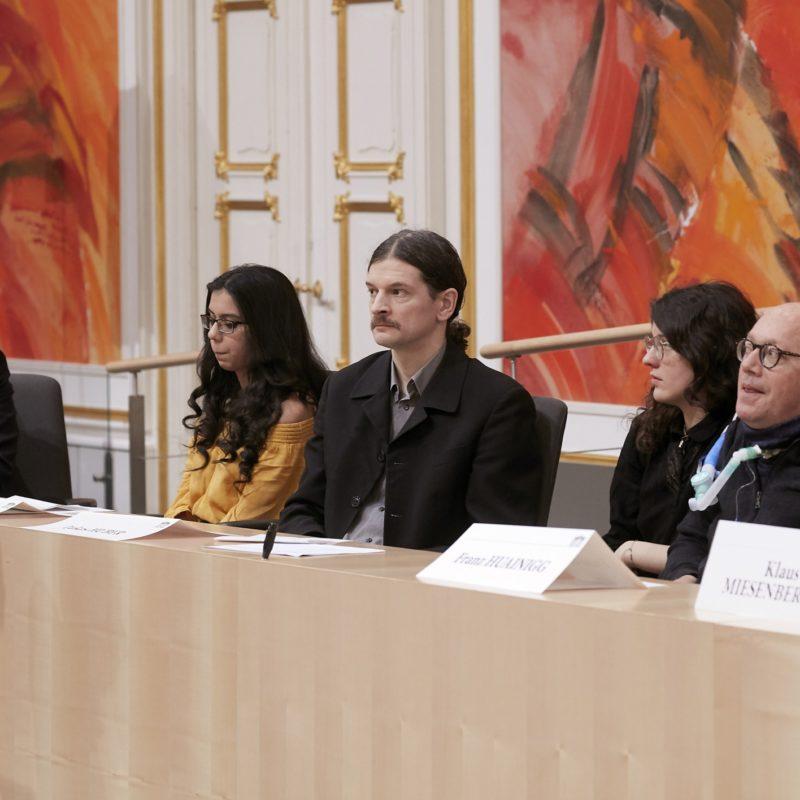Veranstaltung zum Thema Bildung-Inklusion-Digitalisierung