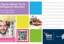 Digitaler Tag der offenen Tür am BBW München