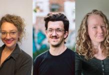 Gebärdensprache und Journalismus: Gesprächsteilnehmer
